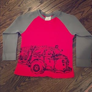 Hanna Andersson Boys Waffle Thermal